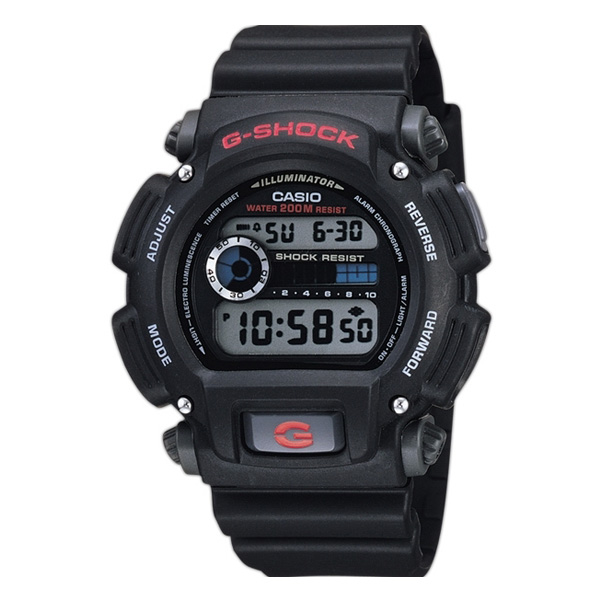 Casio G-Shock Mens Sports Watch