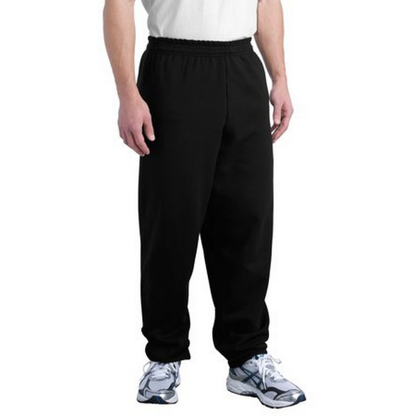 Hanes Mens Fleece Sweatpants