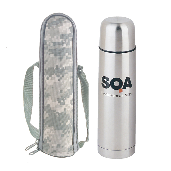 ACU Bottle with case