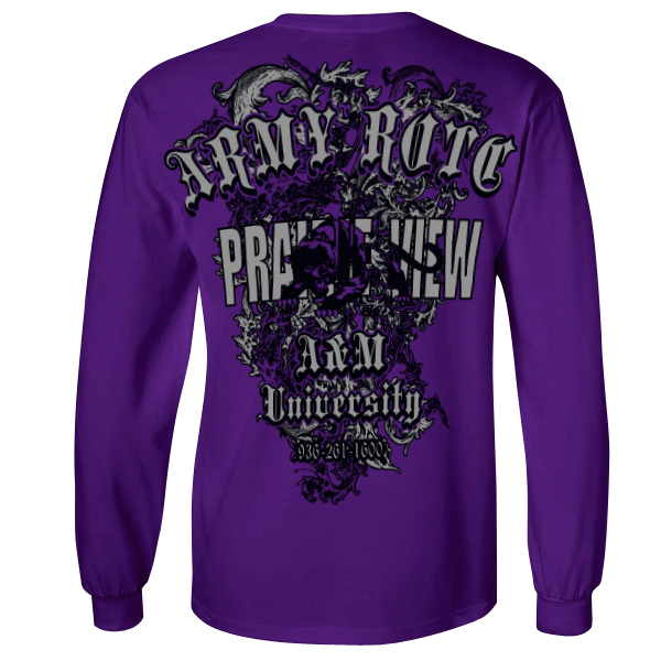 Prairie View University Reflective Shirt