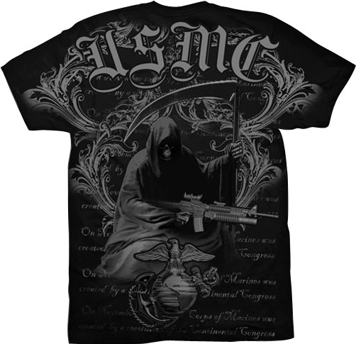 USMC Graphic Shirt