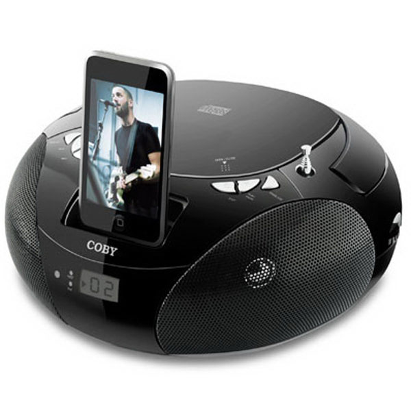 Coby iPod Docking Station