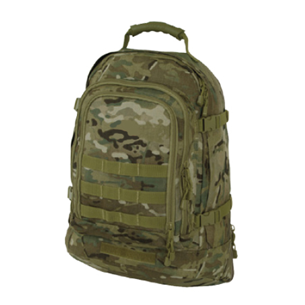 3 Day Expandable Backpack – Multicam