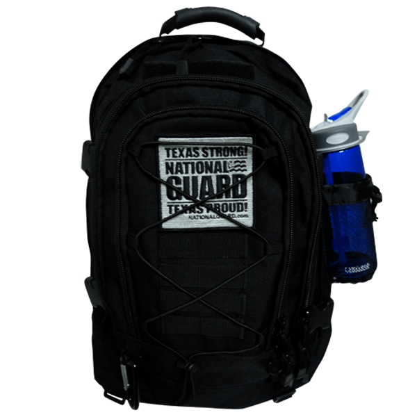 3 Day Tactical Hydration Backpack – Black