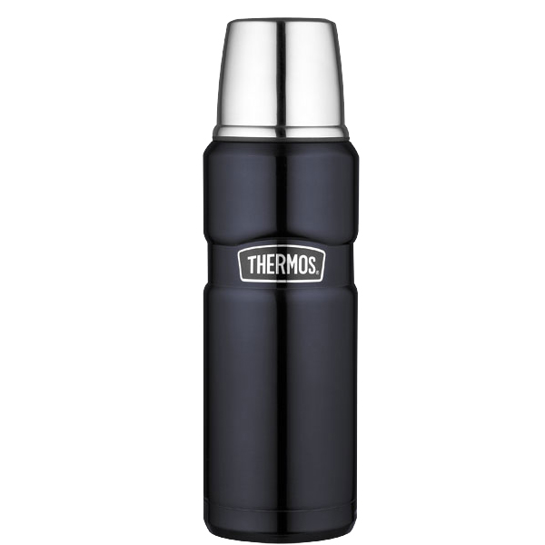 16 oz Midnight Blue King Beverage Bottle